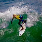 Nice surfing, Huntington Beach
