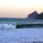 Waves in Bakio ( Vizcaya)