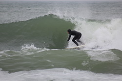 Winter Surfing in Adkadia, Arcadia photo