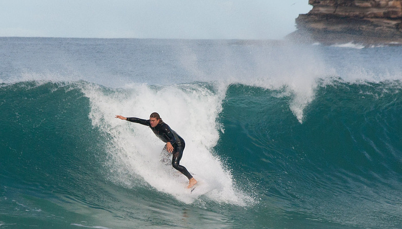International Surf Day, Tamarama Reef