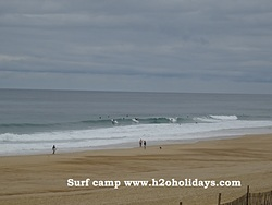 Surf is pumping, Hossegor - La Graviere photo