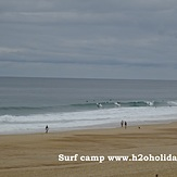 Surf is pumping, Hossegor - La Graviere