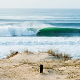Green, perfect, beautiful, ...       La Gaviere, Hossegor - La Graviere