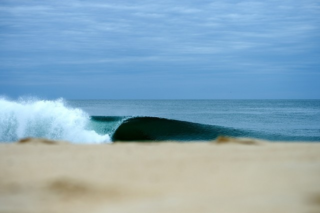 A perfect wave, Hossegor - La Graviere