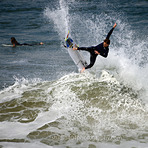 Name this surf photographer!, Huntington Beach