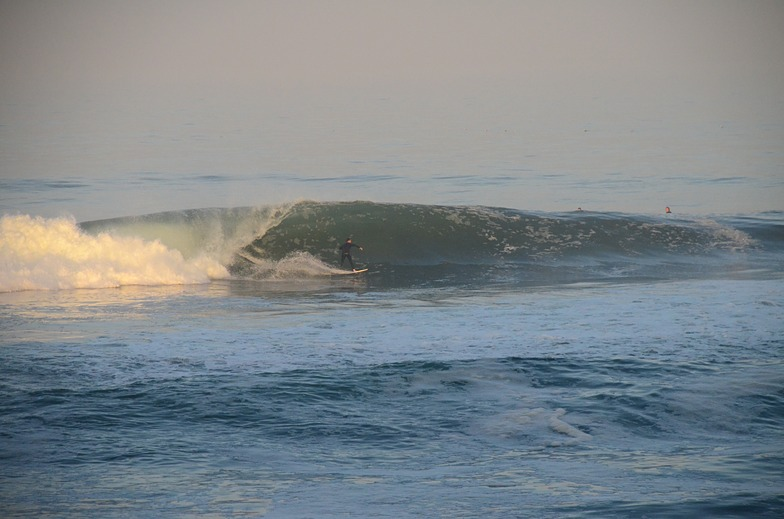 El Nino Swell March 2016, Baja Malibu