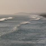 Along the coast from Blacks, towards Wairoa, Blacks Reef