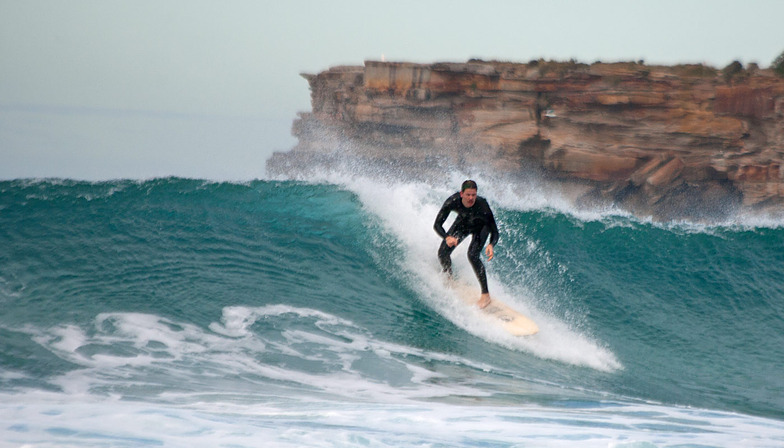 Cold Morning at Tamma!, Bronte Beach