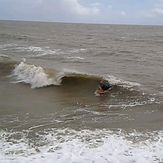 Bodyboarding in August in Essex!, Walton-On-The-Naze
