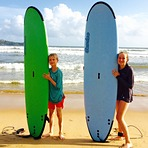 Surf lesson, Dewata