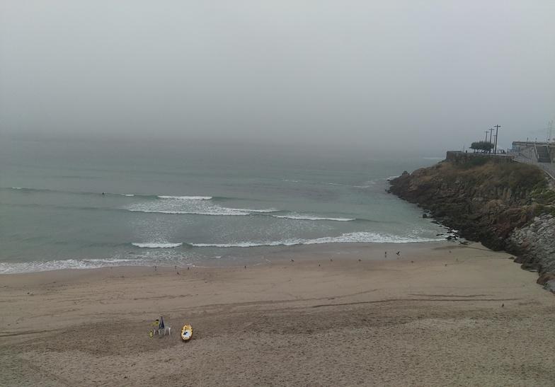 Wide small 1ft, Playa de Orzan