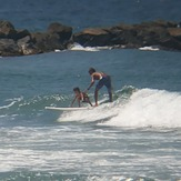 Aramis local Surf kid foto:@dajegadi, Los Pocitos