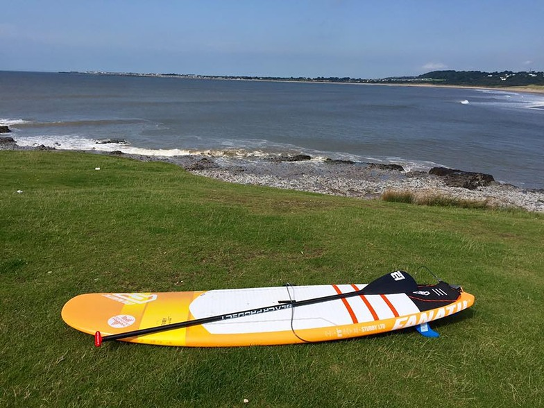 Ogmore SUP, Ogmore-by-Sea