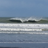 Mad offshore, Fitzroy Beach