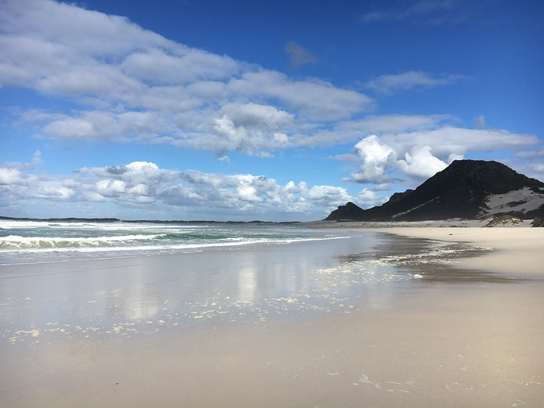 Silver sands, Bettys Bay