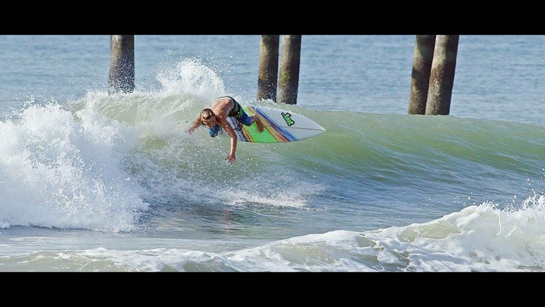 Hunter Griffeth, Surf City Pier