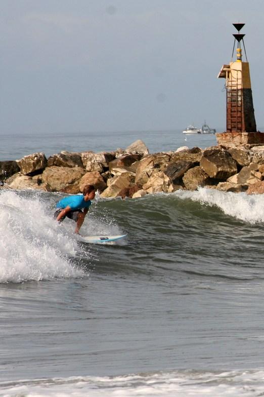 2014, Puerto Cabopino