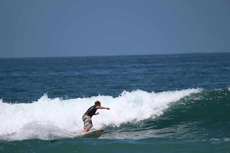 Austin Miller, San Elijo State Beach