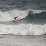MARE ABAJO LOS POCITOS (AEROPUERTO) SURFER: EL CURA JUAN RODRIGUEZ