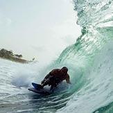 DK puleo, El Chinchorro (Red Beach)