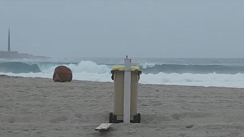 gran día...shore, Playa de Orzan