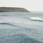 January swell, Lostmarc'h