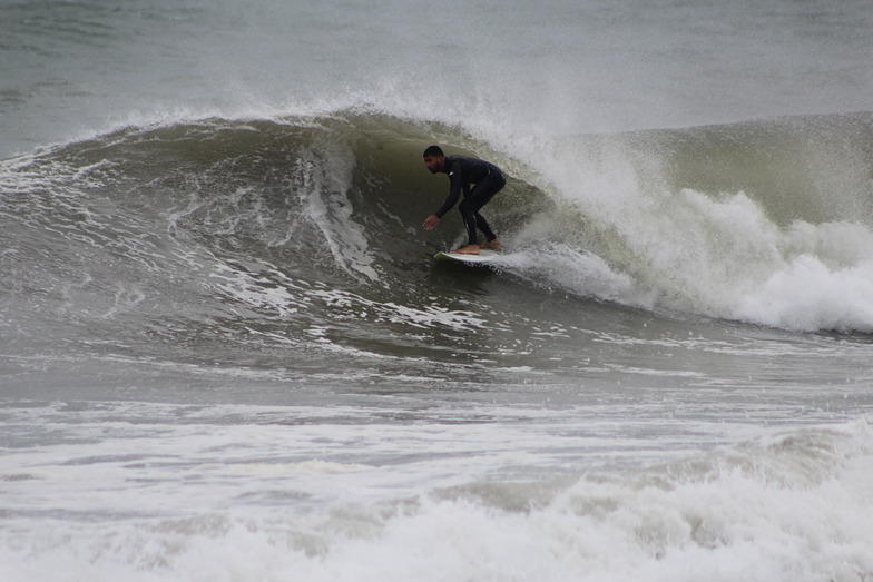 Felipe, Deveraux Beach