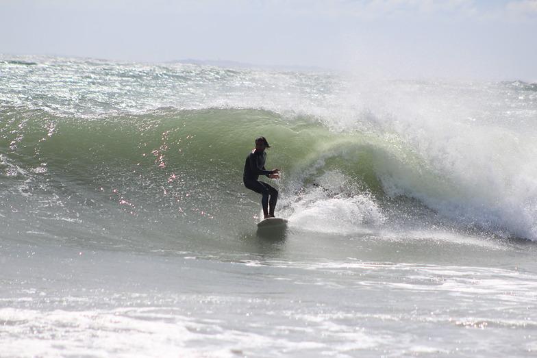 Gustavo Brow, Deveraux Beach