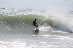 Gustavo Brow, Deveraux Beach photo