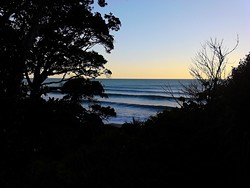 End of a pumping day, Orakawa photo