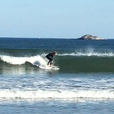 Nahant fall October 2016, Nahant Beach