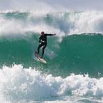 Heavy Hits at Bronte Beach
