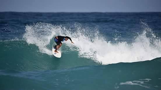 Enmananuel Roque Surf, Barranca