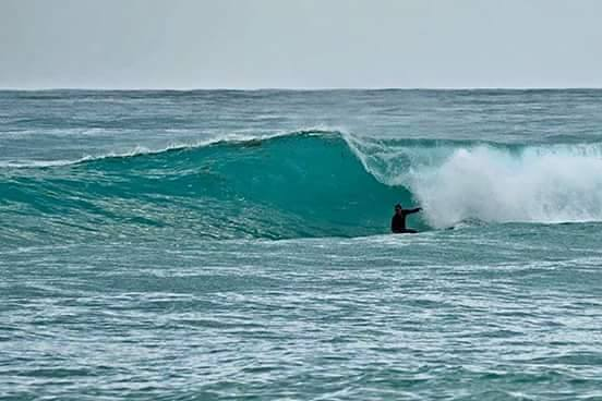 Enmanuel Roque Surf, Barranca