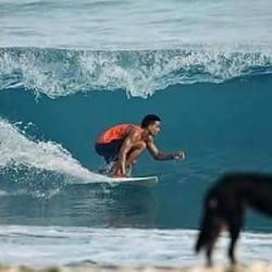 Enmanuel Roque Surf, Barranca photo