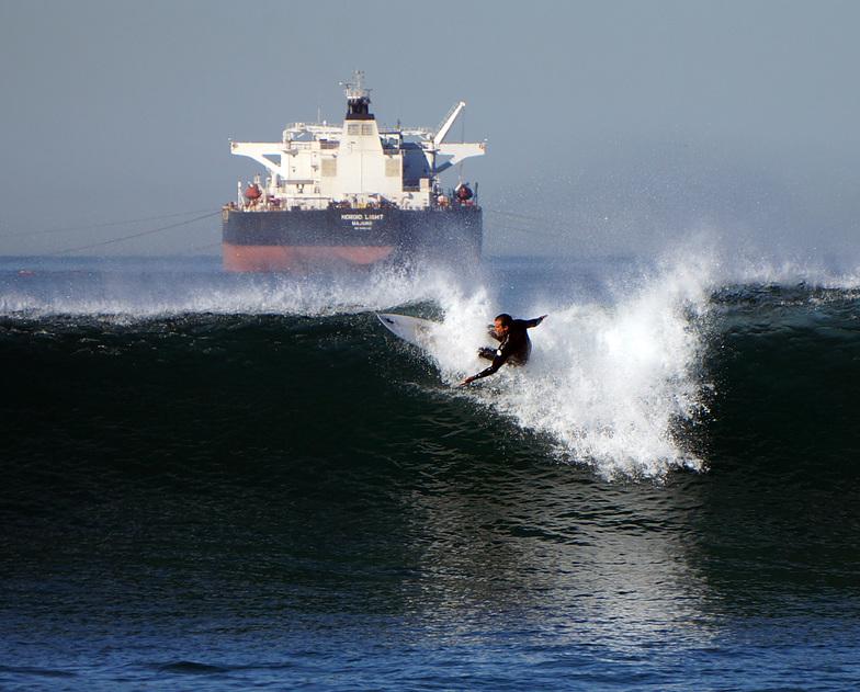 So good!, El Porto Beach
