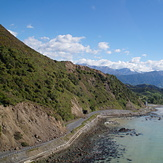 After the Kaikoura Earthquakes, Kahutara