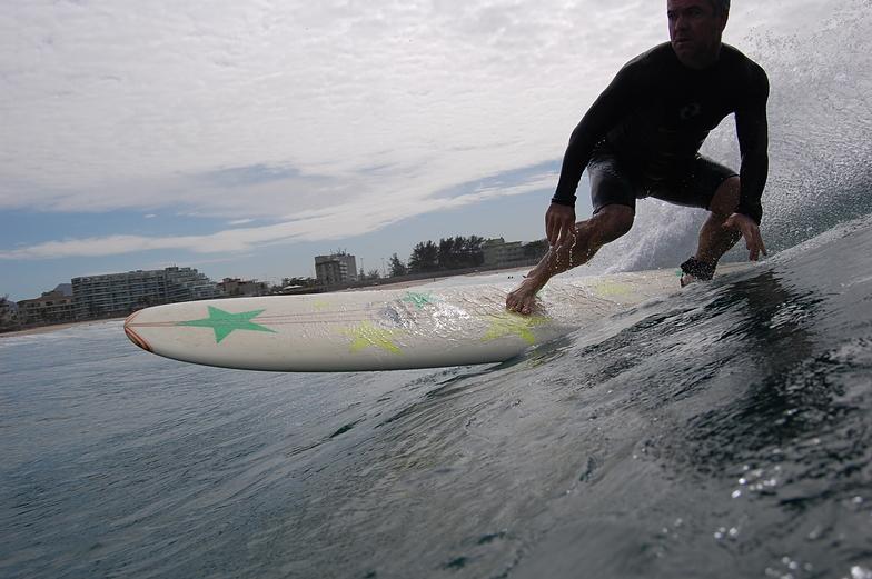 Surf na Macumba, Praia da Macumba