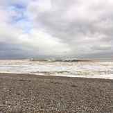 November surf, Walberswick