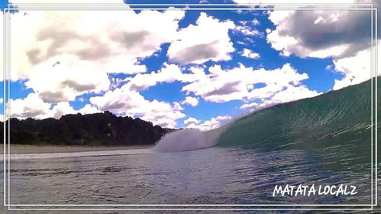 left hand barrel shorey, Matata