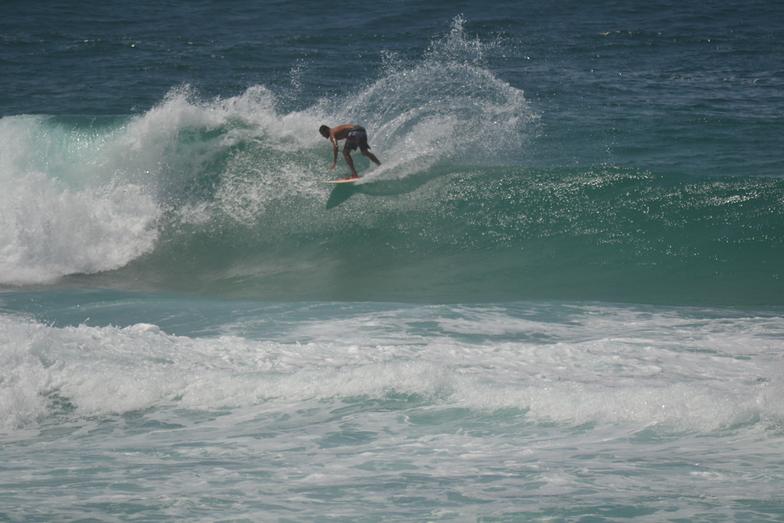 Praia da Vila, Itaúna