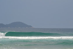 Good Left at Lopes Mendes 9am, Lopes Mendes (Ilha Grande) photo