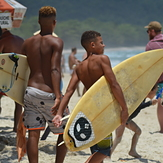 Lopes Mendes Locals, Lopes Mendes (Ilha Grande)