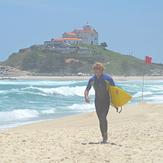 Good surf day at itauna