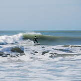 Nando Tres Piedras, Playa de Tres Piedras