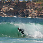 Summer of Surf at Tamarama, Tamarama Reef