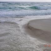 Beach erosion, Pensacola beach