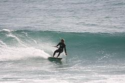 nice little waves, Punta Marquez photo