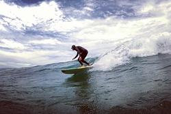 Long Boarder, Glen Eden photo