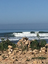 Morning session, Sidi Kaouki photo